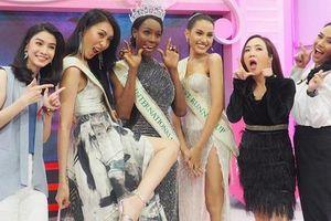 Tân Hoa hậu Chuyển giới thoải mái 'làm lơ' những tranh cãi sau đăng quang