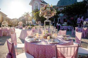 Choáng ngợp tiệc cưới tỷ phú Ấn Độ tại JW Marriott Phu Quoc Emerald Bay