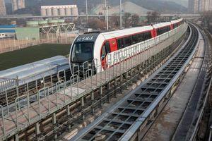 Trung Quốc sẽ giới thiệu loại xe lửa thế hệ mới không người lái vào 2020