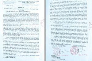 Kiến nghị xử lý vụ Thẩm phán 'lồng ghép quan điểm cá nhân' trong xét xử