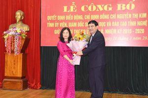 Thị ủy Cửa Lò có nữ Bí thư đầu tiên