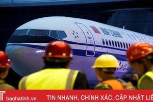 Trung Quốc yêu cầu ngừng sử dụng Boeing 737 Max giống loại vừa rơi ở Ethiopia