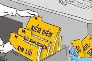 Hơn 60 cán bộ ở Bình Định bị kỷ luật