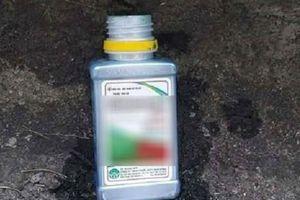 Hải Phòng: Bố ép con trai 5 tuổi uống thuốc diệt cỏ rồi tự tử