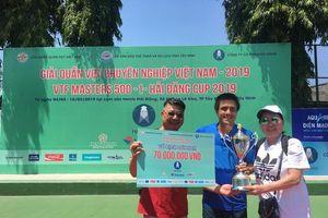 Daniel Nguyễn mơ thi đấu cho quần vợt Việt Nam