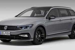 Volkswagen Passat Variant R-Line Edition 2019 cập nhật chỉ được sản xuất 2.000 chiếc