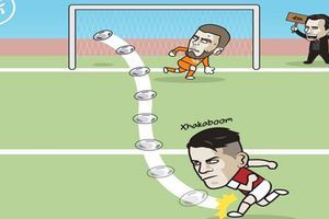 Thua lấm lưng trắng bụng trước Arsenal, MU 'muối mặt' trên mạng xã hội