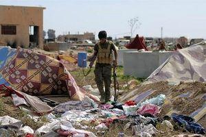 SDF kêu gọi hỗ trợ từ Liên minh Hoa Kỳ sau khi 'chếnh choáng' bởi 'thành trì' IS cuối cùng