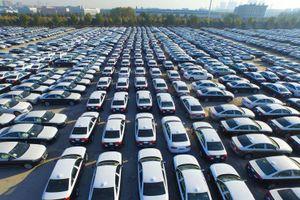 Moody's hạ triển vọng ngành ôtô xuống mức 'tiêu cực'