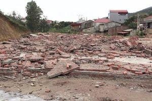 Lạng Sơn: Kiểm điểm Bí thư, Chủ tịch xã để dân xây nhà trái phép