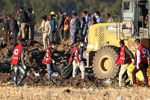 Ethiopian tổ chức quốc tang tưởng niệm các nạn nhân vụ máy bay rơi