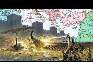 Bí ẩn vũ khí hủy diệt khủng khiếp của đế chế Byzantine