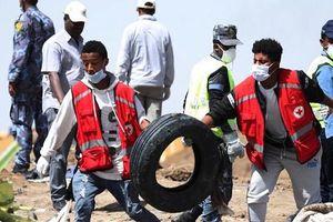 Hàng không Ethiopia tuyên bố đã tìm thấy cả 2 hộp đen của chiếc Boeing 737 vừa gặp nạn
