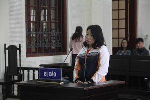 Xét xử 'nữ quái' bán em họ 14 tuổi sang Trung Quốc để đổi lấy hơn 200 triệu đồng