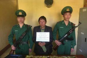 Vận chuyển 6 kg ma túy đá từ Lào vào Việt Nam