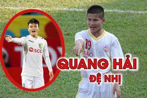 Xuất hiện 'Quang Hải đệ nhị' ở U.19 Hà Nội