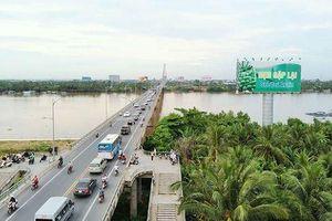 Đề xuất sử dụng vốn ngân sách nhà nước xây cầu Rạch Miễu 2