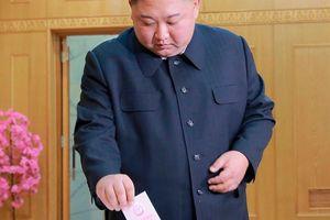 Ông Kim Jong Un vắng mặt trong danh sách trúng cử quốc hội Triều Tiên