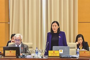 Phiên họp thứ 32 UBTVQH: Xem xét về sự cần thiết phải sửa Luật Kiểm toán Nhà nước 2015