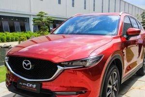 'Soi' tính năng, công nghệ trên Mazda CX-5 đang được giảm giá 40 triệu đồng