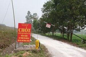 Thái Nguyên căng mình phòng, chống dịch tả lợn châu Phi