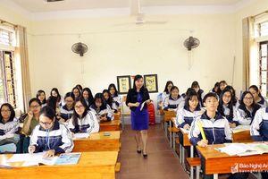 Nghệ An: Dự kiến xây dựng 14 trường học trọng điểm, chất lượng cao