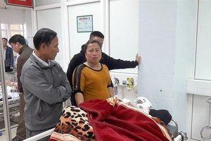 Nghệ An: Tích cực điều trị cho 6 ngư dân sau vụ nổ bình gas trên tàu cá