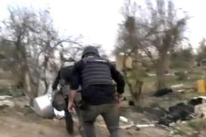 Giao tranh dữ dội tại pháo đài cuối cùng của IS ở Syria