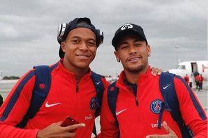 Vừa bổ nhiệm Zidane, Chủ tịch Perez tuyên bố sốc Neymar và Mbappe