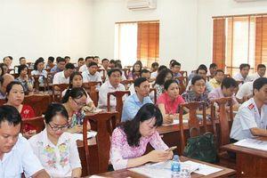 Hơn 90 học viên tham gia lớp nghiệp vụ thanh tra viên chính