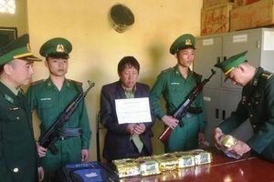 Người đàn ông vận chuyển 6kg ma túy đá từ Lào về Việt Nam
