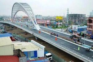 Cho phép lưu thông qua cầu vượt đường Hồ Sen - Cầu Rào 2