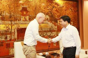 Công ty Vịnh Thiên Đường và nỗ lực thúc đẩy phát triển khởi nghiệp tại Việt Nam