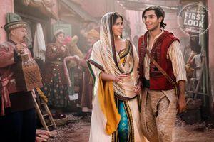 Thần Đèn không quá tệ, công chúa Jasmine xinh đẹp nhưng Aladdin 2019 lẫn Jafar đều kém phong độ trong trailer