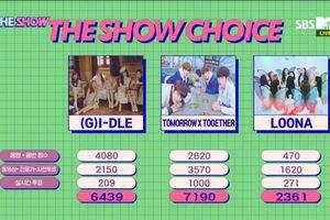 Chiến thắng (G)I-DLE boygroup 'em trai' của BTS - TXT mang về chiếc cúp đầu tiên trong sự nghiệp