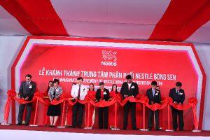 Nestlé Việt Nam khánh thành Trung tâm Phân phối mới, mở rộng đầu tư tại tỉnh Hưng Yên