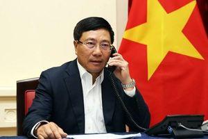 Phó Thủ tướng Phạm Bình Minh đề nghị Malaysia xét xử công bằng, trả tự do cho Đoàn Thị Hương
