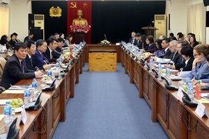 Bộ Công an Việt Nam ủng hộ quan hệ Việt Nam – Hoa Kỳ phát triển về thực chất