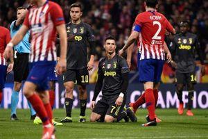 Vòng 1/8 Champions League: Juventus gặp khó, Man City dễ dàng có vé
