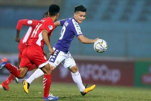Trực tiếp Tampines Rovers FC vs Hà Nội FC vòng bảng AFC Cup 2019