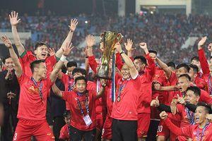 HLV Park Hang Seo nói gì về 'tinh thần Việt Nam'?