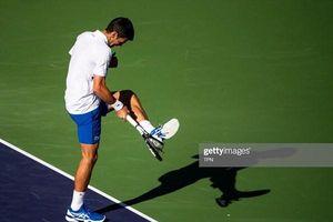 Vòng 3 Indian Wells: Novak Djokovic bị loại cay đắng