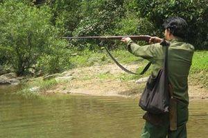 Con rể dùng súng bắn bố vợ tử vong vì tưởng thú rừng