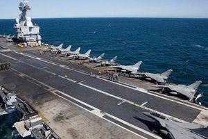 Đức-Pháp đóng tàu sân bay: Khởi đầu quân đội chung EU