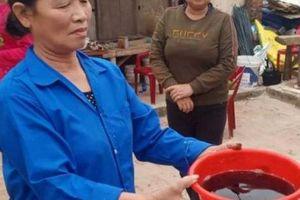 Thanh Hóa: Lạ đời, hơn 900 giếng nước bỗng dưng cạn kiệt