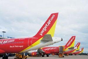 Vietjet chính thức thông tin về đội máy bay đang khai thác