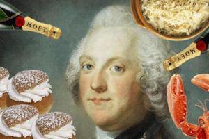 Quái gở ông hoàng nổi tiếng lịch sử mất mạng vì... cuồng ăn