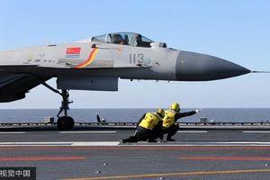 Tường tận tiêm kích Trung Quốc vừa 'gãy cánh' ở đảo Hải Nam