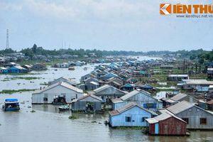 Điều đặc biệt chỉ có ở làng bè nổi tiếng nhất Việt Nam