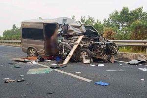 Đề nghị điều tra vụ tai nạn xe khách Limousine gây tai nạn khiến 2 người tử vong